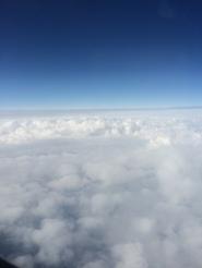 on cloud nine..